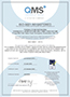 Click here to download our ISO 9001 certificate
