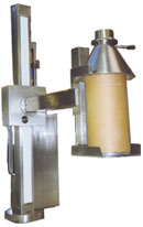 Drum Handling, Powered Vertical Clamping and Transverse Inversion