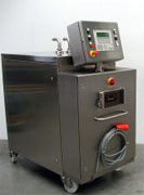Drum Washing, Mobile Washing Station, Suitable for GMP, Validatable washing, Internal and external