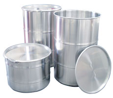 GMP correct Processing Grade Drums, a range of high quality drums and accessories that are ideal for use as processing containers within GMP environments