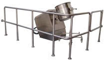 Guarding Systems Physical Barriers Stainless Steel