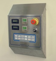 Surface mounted box - with Membrane Button Panel controls. Suitable for use with Control Types: A, B & C